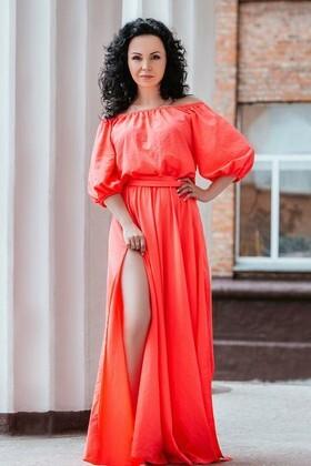 Marina von Cherkasy 43 jahre - Frau für die Ehe. My wenig primäre foto.