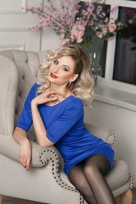 Tanya von Dnipro 26 jahre - sie lächelt dich an. My wenig primäre foto.