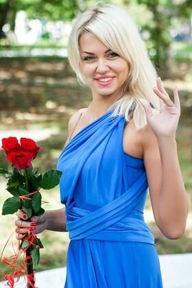 Elena von Odessa 30 jahre - gutherzige russische Frau. My wenig primäre foto.