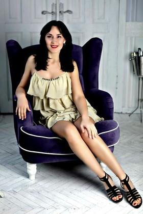 Elya von Sumy 40 jahre - strahlendes Lächeln. My wenig primäre foto.