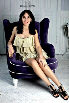 Elya from Sumy 41 years - bright smile. My small primary photo.