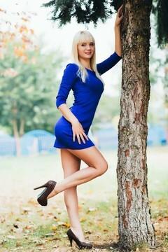 Kristina von Cherkasy 30 jahre - sucht Liebe. My mitte primäre foto.