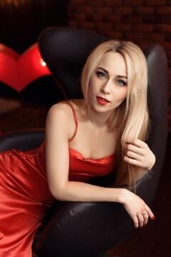 Evgeniya von Dnipro 30 jahre - gutherzige russische Frau. My mitte primäre foto.