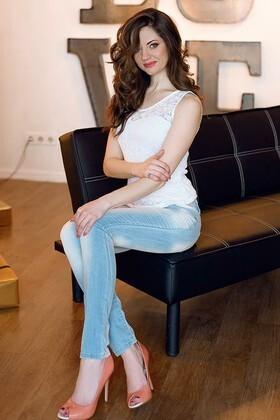 Elena von Dnipro 34 jahre - sonniges Lächeln. My wenig primäre foto.