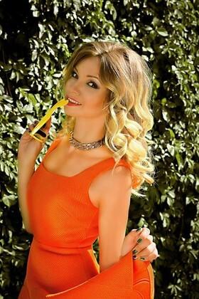 Hanna von Kiev 27 jahre - Ehefrau für dich. My wenig primäre foto.