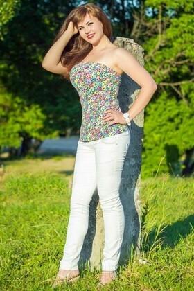 Marisha von Kremenchug 32 jahre - sorgsame Frau. My wenig primäre foto.