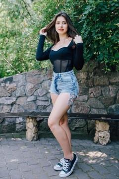 Lyalya von Cherkasy 20 jahre - Lebenspartner suchen. My mitte primäre foto.