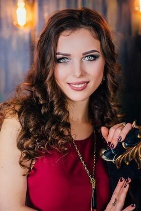 Svetlana von Poltava 25 jahre - strahlendes Lächeln. My wenig primäre foto.