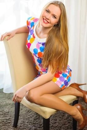 Yulia von Ivanofrankovsk 29 jahre - romantisches Mädchen. My wenig primäre foto.