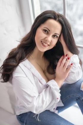 Helen von Zaporozhye 27 jahre - kluge Schönheit. My wenig primäre foto.