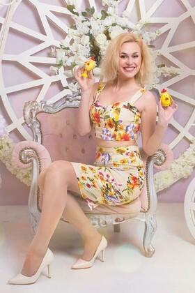 Kateryna von Kharkov 28 jahre - glückliche Frau. My wenig primäre foto.