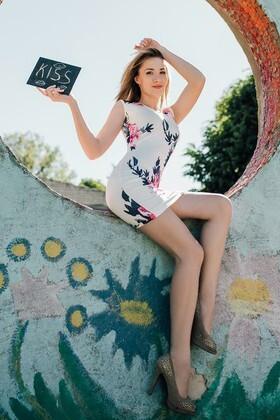 Yanina von Cherkasy 21 jahre - herzenswarme Frau. My wenig primäre foto.