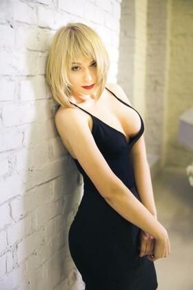 Anastasia von Kiev 25 jahre - romantisches Mädchen. My wenig primäre foto.