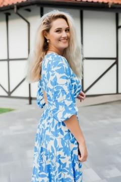 Alina von Cherkasy 30 jahre - Frau für die Ehe. My mitte primäre foto.