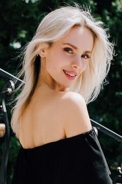 Nastya von Cherkasy 20 jahre - gute Frau. My mitte primäre foto.