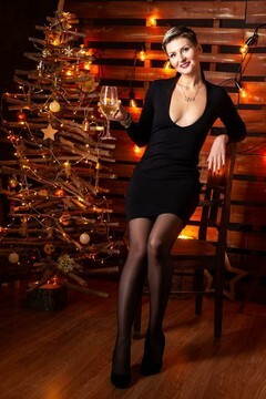 Video dating: Oksana