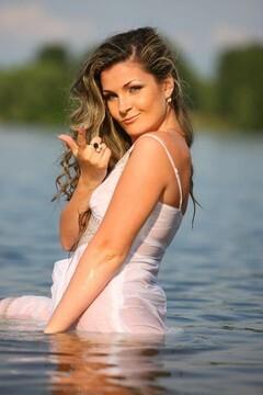 Natalia von Kremenchug 30 jahre - romantisches Mädchen. My mitte primäre foto.