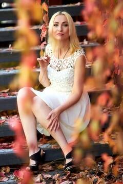Alina von Kremenchug 41 jahre - Freude und Glück. My mitte primäre foto.