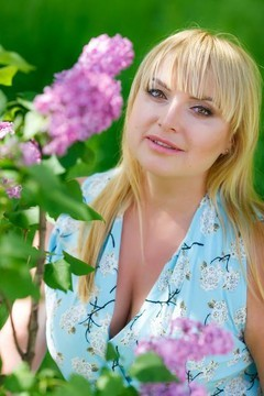Elmira von Kremenchug 43 jahre - eine Braut suchen. My mitte primäre foto.