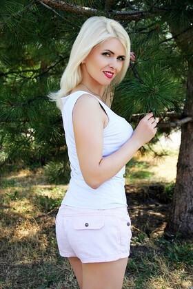 Victoria von Zaporozhye 38 jahre - romatische Frau. My wenig primäre foto.