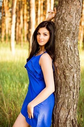 Nadenka von Poltava 23 jahre - begehrenswerte Frau. My wenig primäre foto.