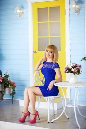 Anya von Kiev 34 jahre - Frau für die Ehe. My wenig primäre foto.
