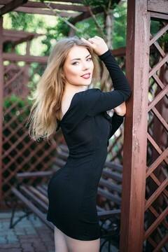 Natalia von Sumy 22 jahre - sie lächelt dich an. My mitte primäre foto.