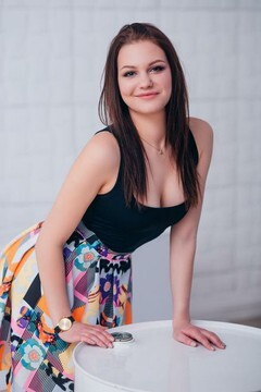 Liza from Cherkasy 21 years - good mood. My small primary photo.