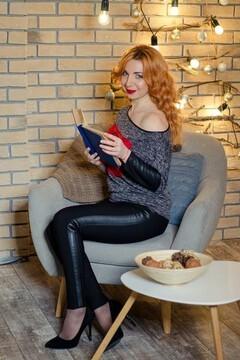 Ilona von Dnipro 33 jahre - will geliebt werden. My mitte primäre foto.