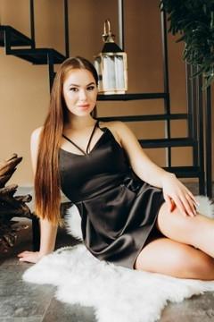 Kristina von Cherkasy 18 jahre - beeindruckendes Aussehen. My mitte primäre foto.
