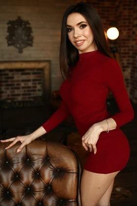 Svetlana von Kiev 23 jahre - sonniges Lächeln. My wenig primäre foto.