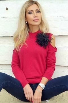 Yulia von Kharkov 36 jahre - Augen voller Liebe. My mitte primäre foto.