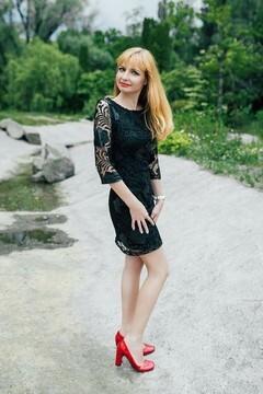 Irinka von Cherkasy 33 jahre - Lieblingskleid. My mitte primäre foto.