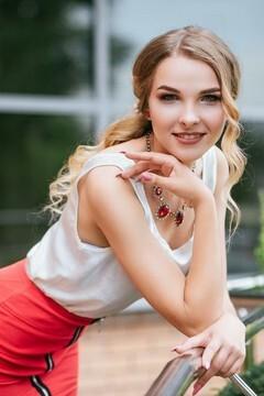 Anna von Poltava 21 jahre - sie lächelt dich an. My mitte primäre foto.