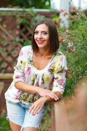 Margie von Kremenchug 38 jahre - sie lächelt dich an. My wenig primäre foto.