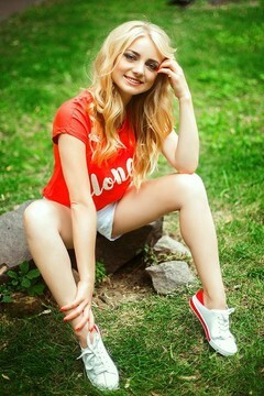 Anastasia von Kiev 33 jahre - single russische Frauen. My mitte primäre foto.