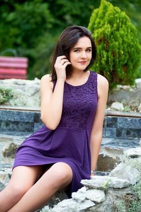 Liudmyla von Ivanofrankovsk 23 jahre - romantisches Mädchen. My wenig primäre foto.