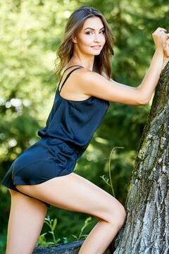 Victoria von Ivanofrankovsk 23 jahre - gutherzige russische Frau. My mitte primäre foto.