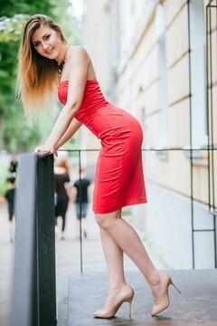 Oksana von Poltava 25 jahre - sorgsame Frau. My mitte primäre foto.