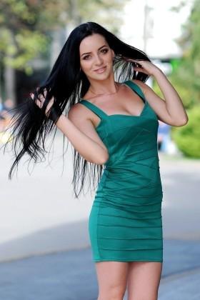 Olga von Rovno 28 jahre - ukrainische Frau. My wenig primäre foto.