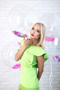Kate von Dnipro 23 jahre - ukrainische Braut. My mitte primäre foto.
