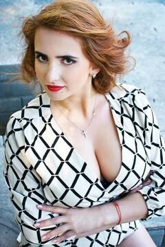 Lerusik von Zaporozhye 26 jahre - sie lächelt dich an. My mitte primäre foto.