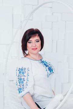 Oksana von Cherkasy 45 jahre - beeindruckendes Aussehen. My mitte primäre foto.