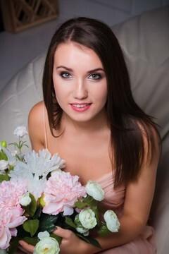 Tanechka von Sumy 25 jahre - nettes Mädchen. My mitte primäre foto.