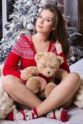 Marina von Kharkov 19 jahre - Augen voller Liebe. My wenig primäre foto.