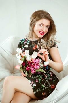 Natalie von Kiev 23 jahre - zukünftige Braut. My mitte primäre foto.