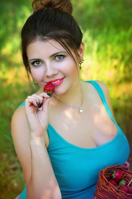 Margo von Zaporozhye 31 jahre - nette Braut. My wenig primäre foto.