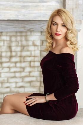 Ekaterina von Dnipro 34 jahre - sucht Liebe. My wenig primäre foto.