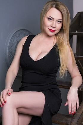 Natali von Sumy 40 jahre - glückliche Frau. My wenig primäre foto.