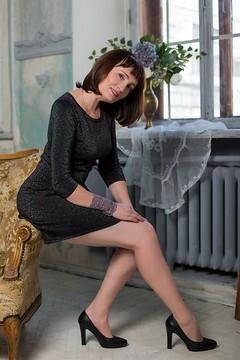 Ksenia von Sumy 51 jahre - liebevolle Frau. My wenig primäre foto.